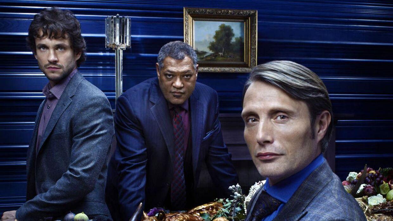 """Mads Mikkelsen har succes i tv-serien """"Hannibal"""""""