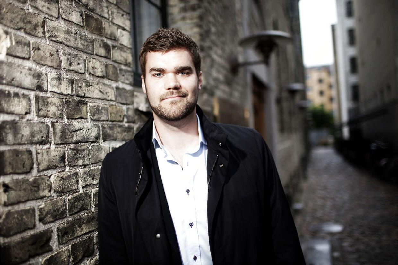 Morten Strunge, den unge topchef i Onfone, har lige tjent 300 mio. på at sælge sin virksomhed til TDC