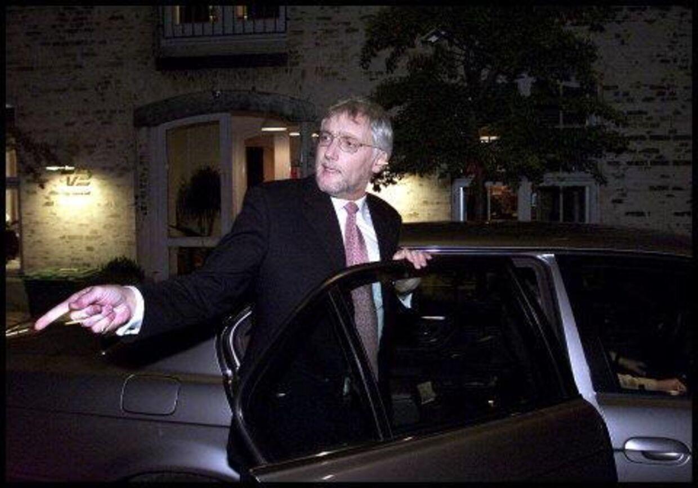 Finansminister Thor Pedersen har fundet en helt ny forklaring på, hvorfor han ikke har overholdt sin bopælspligt på gården i Rørvig. Han troede, han var underlagt samme regler som jyske folketingsmedlemmer. Foto: Mogens Flindt