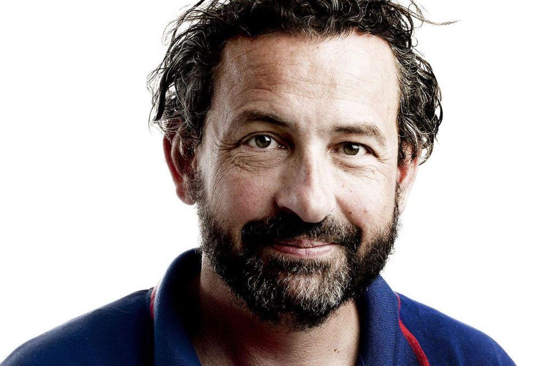 Christian Grau 45, motorredaktør på Euroman, ekspert i 'Kender du typen' på DR og forfatter til bogen 'Mænd og biler'.