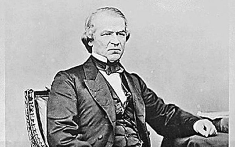 Amerikansk histories værste præsident: Andrew Johnson. Foto: MATHEW BRADY