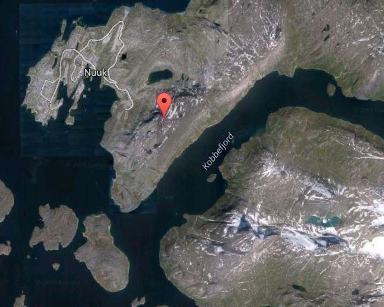 En dansker er omkommet på fjeldet Store Malene i Grønland