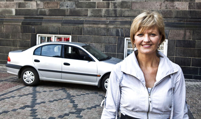 Ja, man må sige, at jeg lige det punkt ikke har været et godt eksempel for vores politik, siger Eva Kjer Hansen.