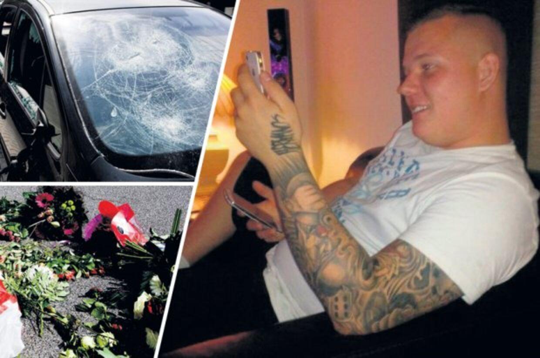 Et masseslagsmål ved Avedøre svømmehal sidste år endte med et knivstikkeri, der skulle koste den 22-årige Stefan Christensen livet