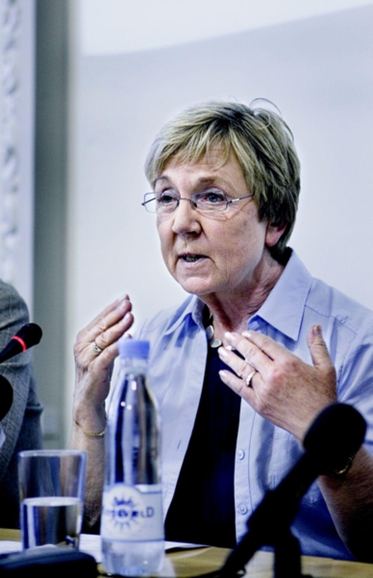 Henrik Larsen vil have Jelved til at gå af som leder af De Radikale.