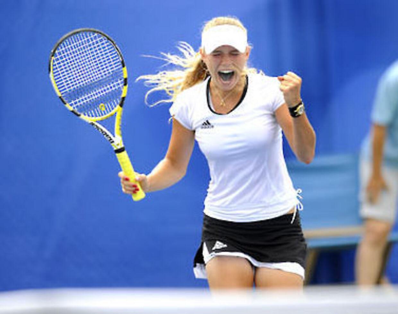 liderlige danske piger tennis stjerner kvinder