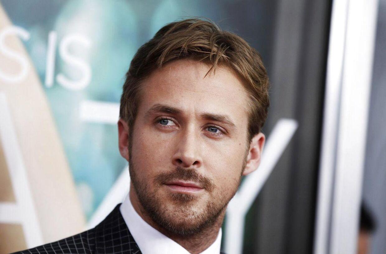 Ryan Gosling skal efter alt at dømme spille Christian Grey i filmatiseringen af Fifty Shades-trilogien.