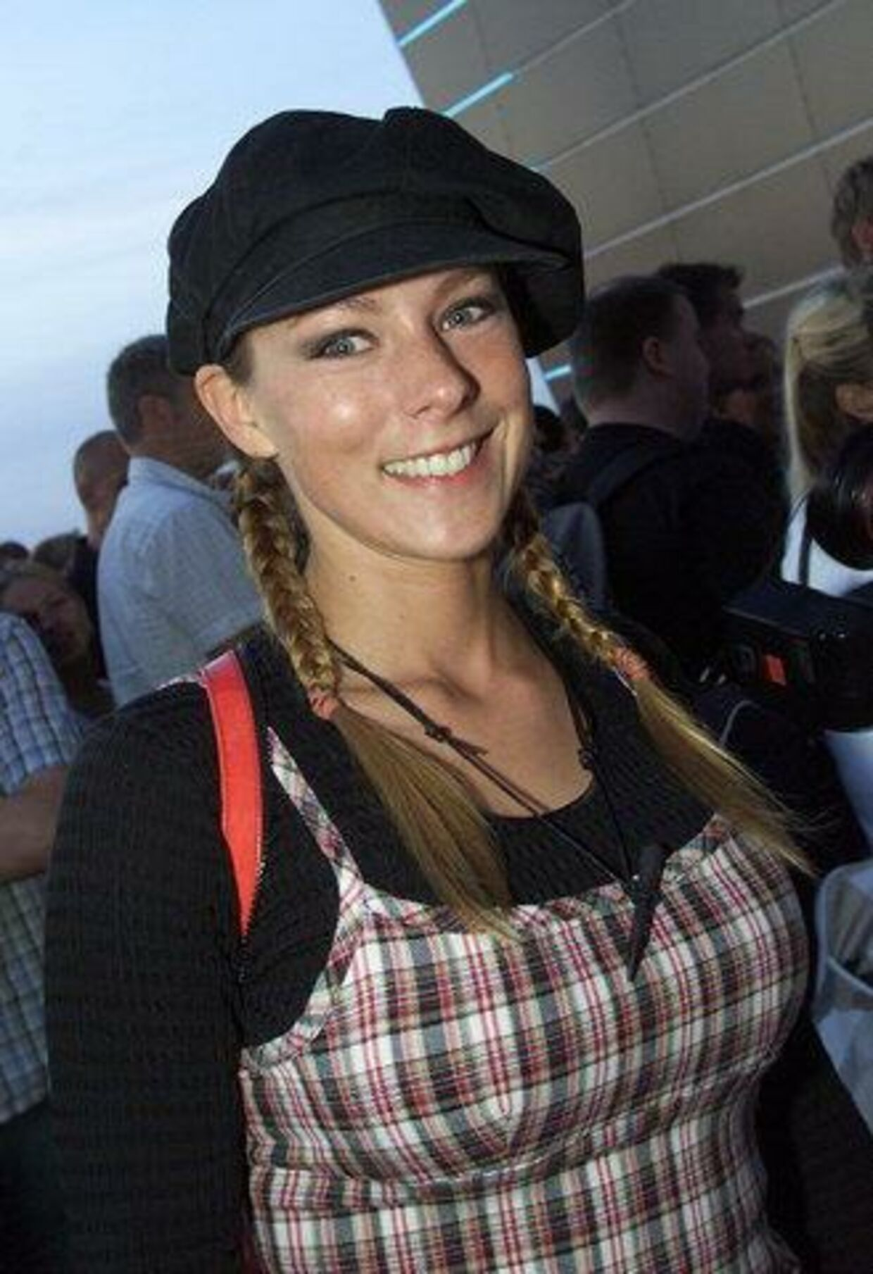 Reality-TV-haderen Thomas Hartmann er meget tæt på sin søster - Pil Kragenskjold. Foto: Mogens Flindt