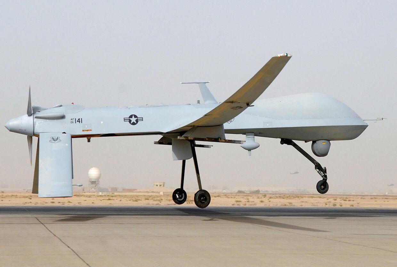 Iranske krigsfly beskød en amerikansk drone i sidste uge, men ramte ikke, oplyser Pentagon.