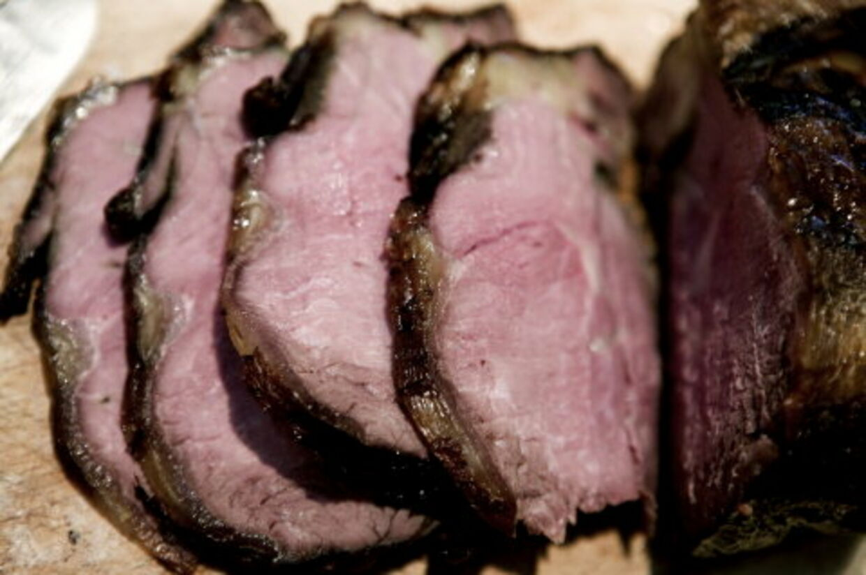 Det var ikke verdens bedste oksekød, der blev serveret. 13 blev syge. Arkivfoto: Jeppe Carlsen