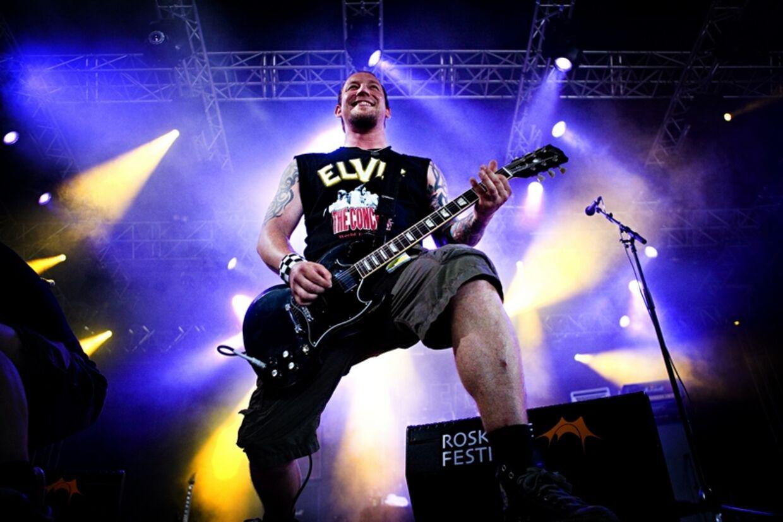 Volbeat har gjort heavy metal til main-stream i Danmark.