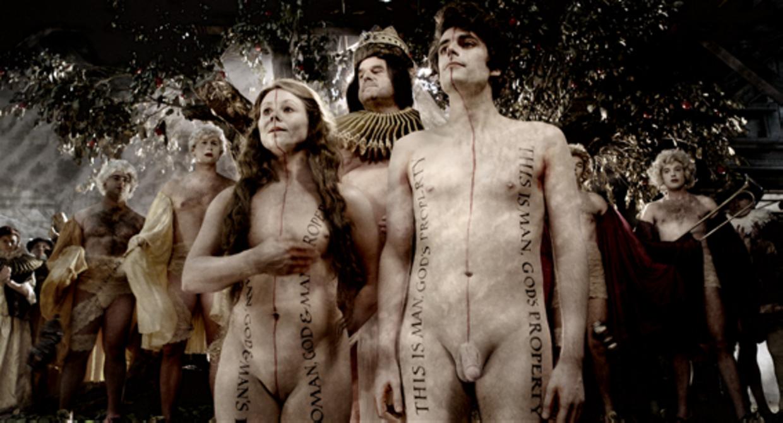 Anne Louise Hassing spiller erotisk aktiv hovedrolle i ny film (Pressefoto)