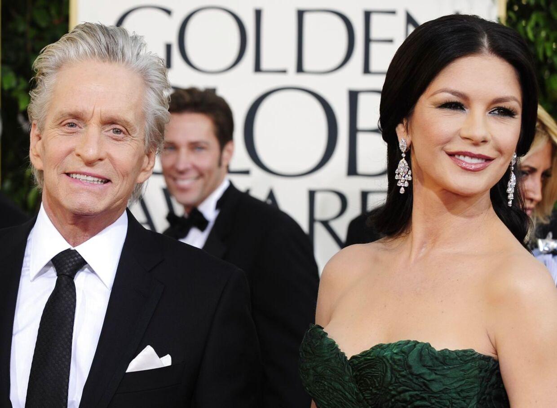 SkuespillerMichael Douglas og Catherine Zeta-Jones er gået hver til sit.