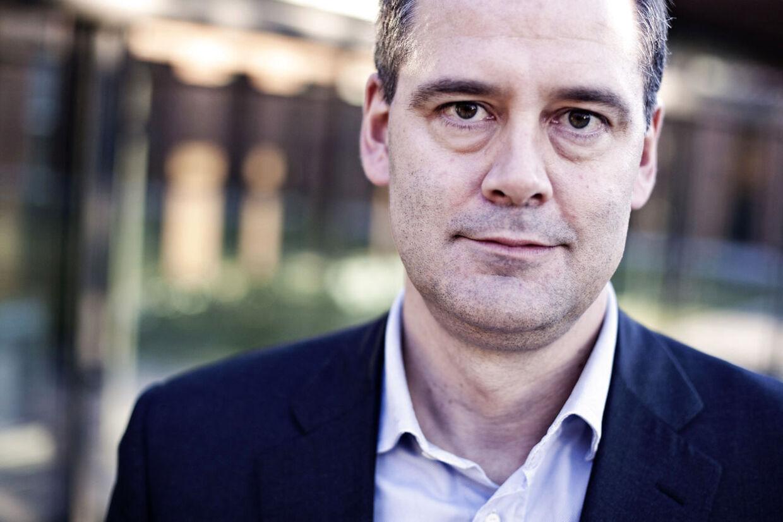 Den konstituerede ATP-direktør Henrik Gade Jepsen betaler knap 5.000 kr. tilbage for privat hotelophold efter BTs aktindsigt.