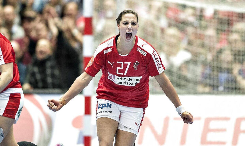 Louise Burgaard melder fra til flere landskampe.
