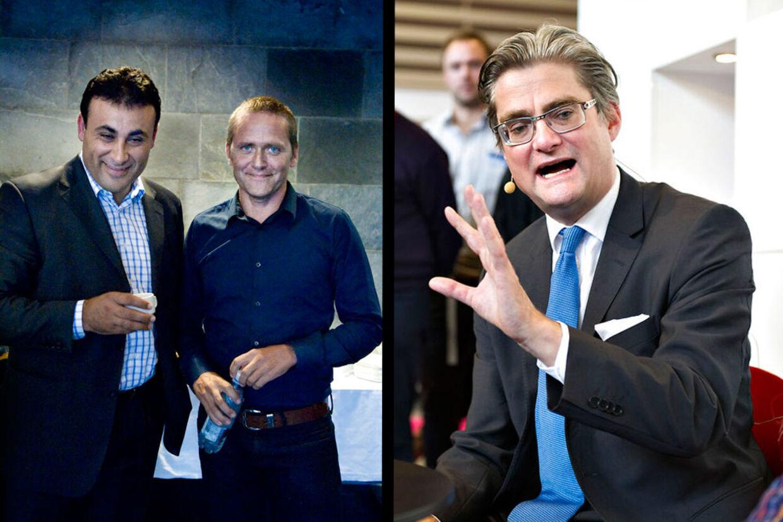 Søren Pind fik på et tidspunkt, hvor Pind var upopulær i Venstres daværende partitop, tilbudt formandsposten i Ny Alliance, fortæller han til Politiken.