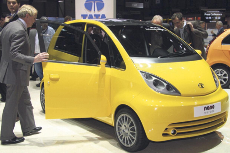 349641a3a Verdens billigste bil kommer til Danmark - pris 60.000 kr. | BT Bil ...