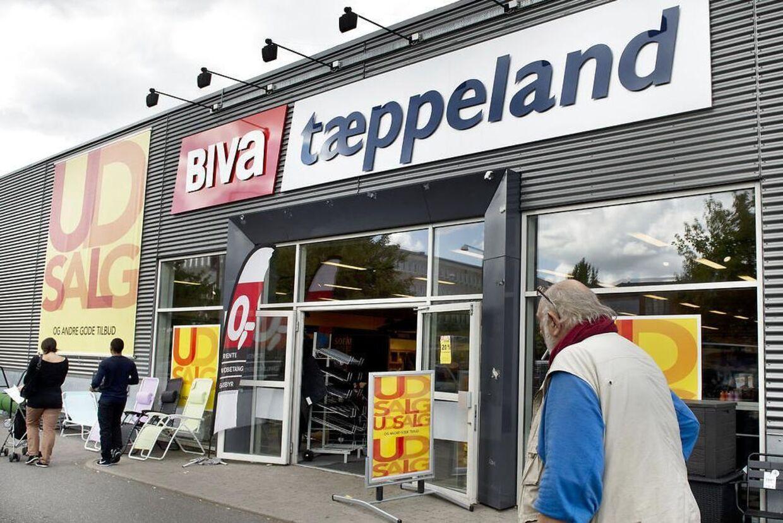 En norsk køber overtog i 2013 Tæppeland efter firmaet gik konkurs. Nu er Tæppeland igen gået konkurs.