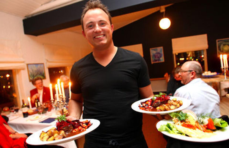 Danseren Thomas Evers Poulsen fortryder nu at han var med i TV3-programmet 'Kniven for struben'