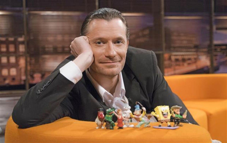 Jens Jacob Thychsen har samlet på legetøjsfigurer siden han var barn.