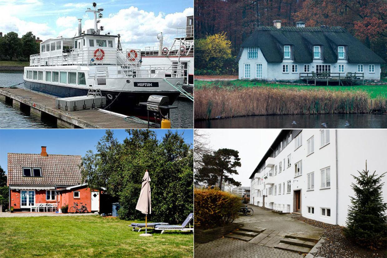 På trods af krisen i Zentropa har Peter Aalbæk huse for en formue. Se dem her.