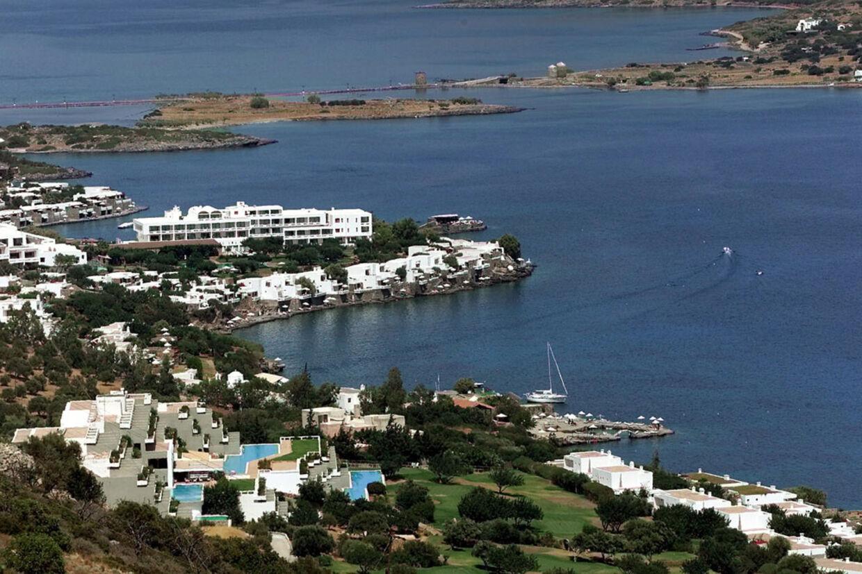 Hus på græsk ferieø. Adresse: Ferieøen Kreta.