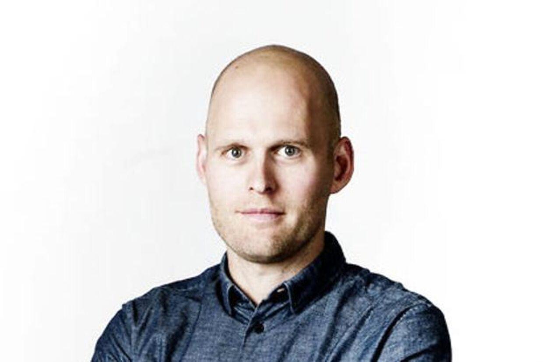 Benjamin Munk Lund er sportschef på BT