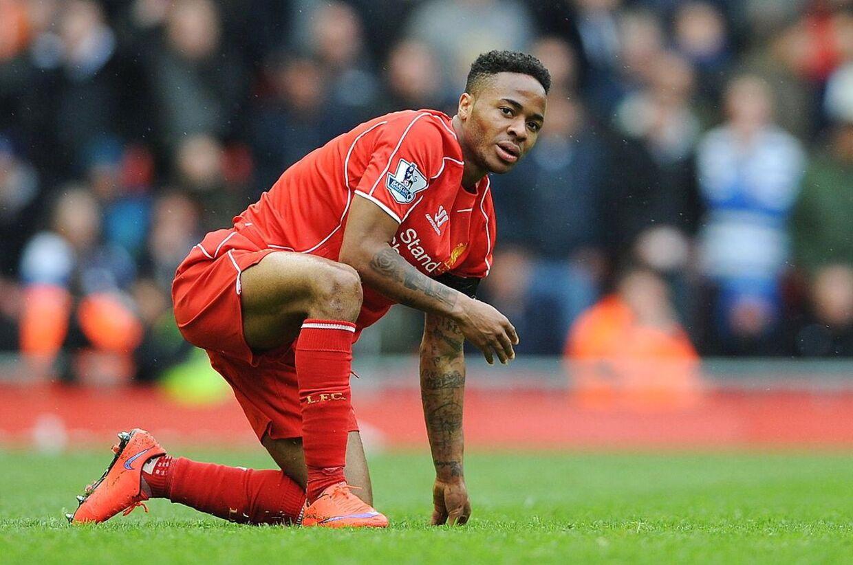 Raheem Sterling har modtaget adskillige opkald og beskeder fra vrede Liverpool-fans