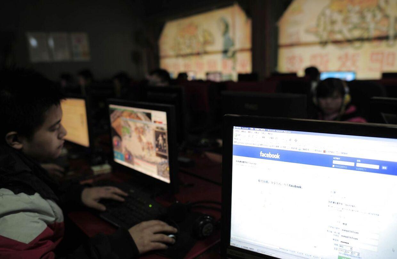 Den i dag 24-årige kvinde levede med et falsk ID-kort, og politiet tog hende med tilbage og tjekkede deres database over savnede personer. Og ganske rigtigt - hun passede på beskrivelsen af en pige fra byen Dongyang, som var meldt savnet for ti år siden. (Arkivfoto)
