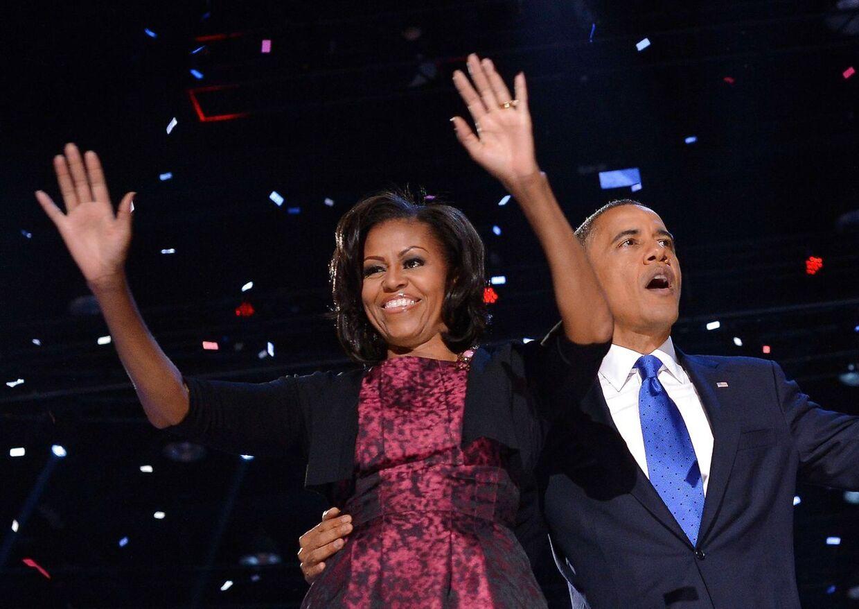 'Four more years' blev det mest populære Tweet i 2012 og nogensinde.