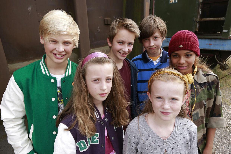 Pendlerkids er en dansk tv-serie i 15 afsnit for børn, der sendes på DR Ramasjang fra 22. oktober til 21. november 2012. Serien handler om Børnetoget, som skilsmissebørn rejser med uden tilstedeværelse af voksne personer udover en børnepasser ved navn Ole. Børnene benytter sig af toget, når de skal rejse fra den ene landsdel til den anden for at besøge henholdsvis deres mor og/eller far. Serien er ikke en dokumentar men en fiktiv serie, der har valgt børnetoget som dens scene. Størstedelen af serien foregår derfor i dette tog.
