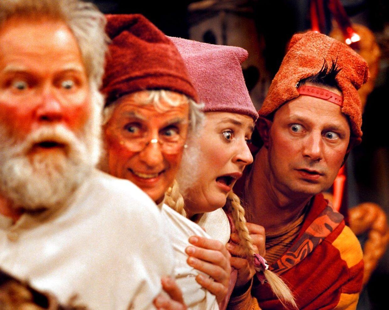 1,1 million seere så med, da 'Pyrus – alle tiders julemand' havde premiere i mandags.