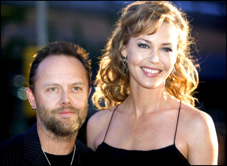 Skuespiller Connie Nielsen og trommeslager Lars Ulrich gik fra hinanden i sommers. Nu fortæller Connie Nielsen for første gang om deres brud.