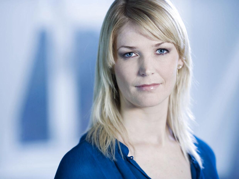 Studieværten Line Ernlund