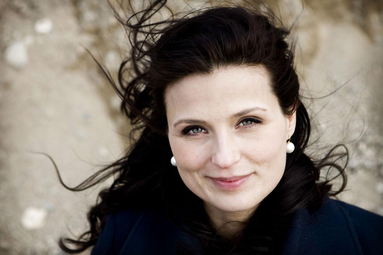 Line Gertsens barndom var præget af grov mobning, fortalte hun onsdag aften i programmet 'Mit Liv Med Mobning'