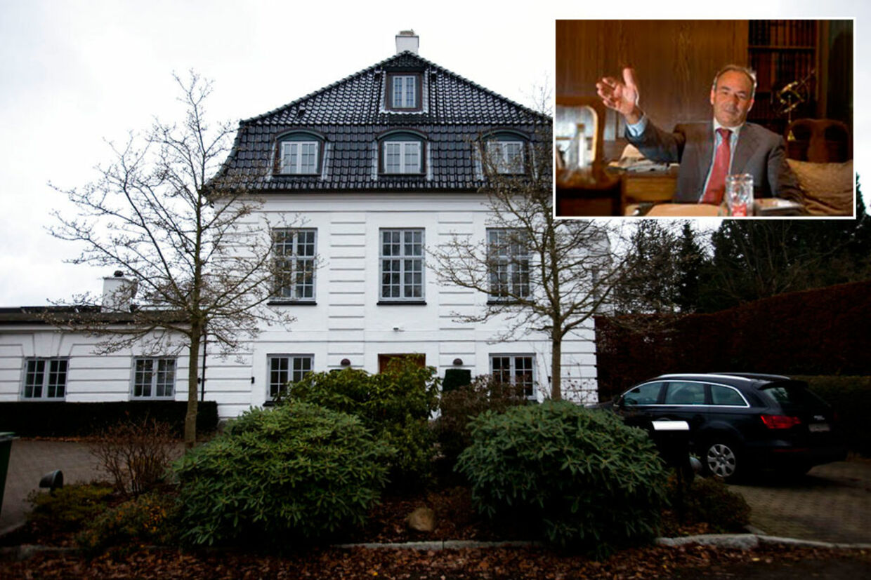 Denne villa i Rungsted Kyst har advokaten Jeffrey Galmond solgt for 12 mio. kr. for en måned siden