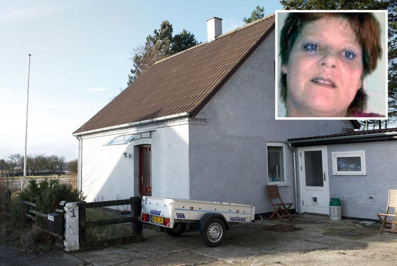 Mette Bønnelykke Herholdt blev i følge politiet dræbt på en adresse i Vesterborg på Lolland mellem den 15. og 18. december i 2010. Naboer på vejen bekræfter, at hun sammen med samleveren boede i dette hus på det givne tidspunkt.