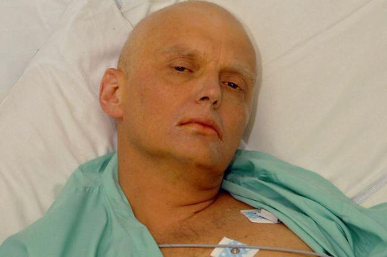 Alexander Litvinenko.