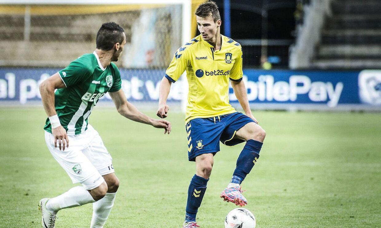 Elbasan Rashani har fået en fin start i Rosenborg.