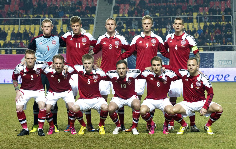 dansk fodbold landshold