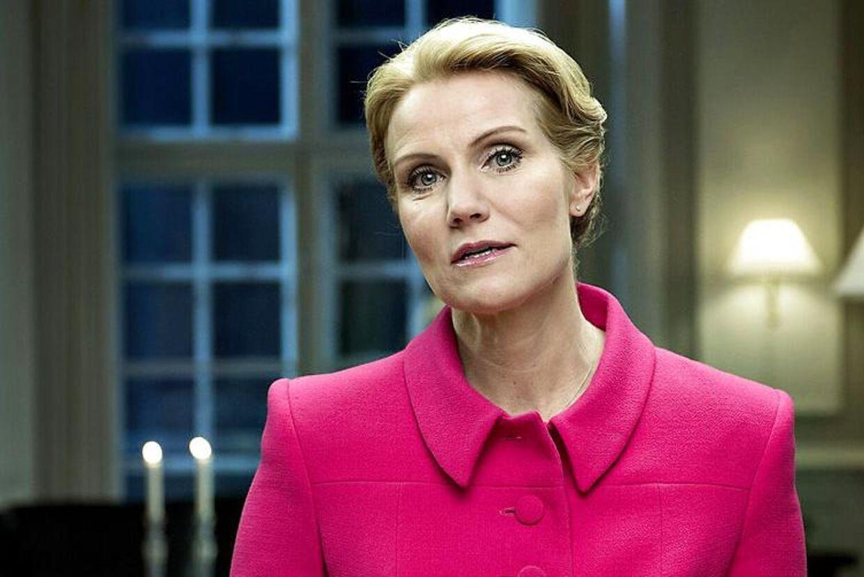Statsminister Helle Thorning-Schmidt