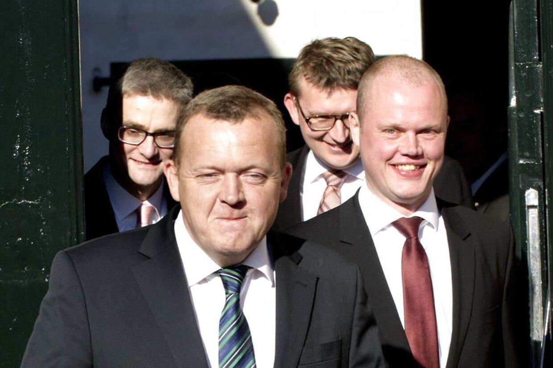 Venstre går efter at samle millioner til brug for den næste valgkamp. Arkivfoto