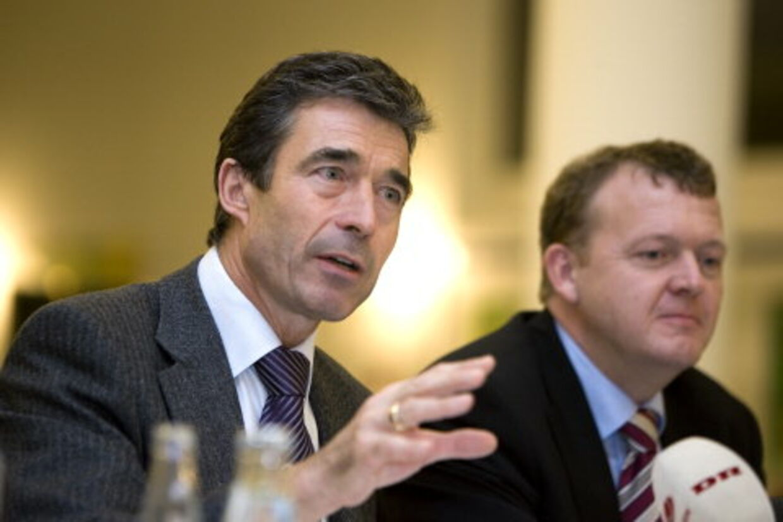 Et klart flertal - nemlig 61,2 pct. tror ikke på, at der bliver udskrevet folketingsvalg i 2007. Arkivfoto: Henning Bagger