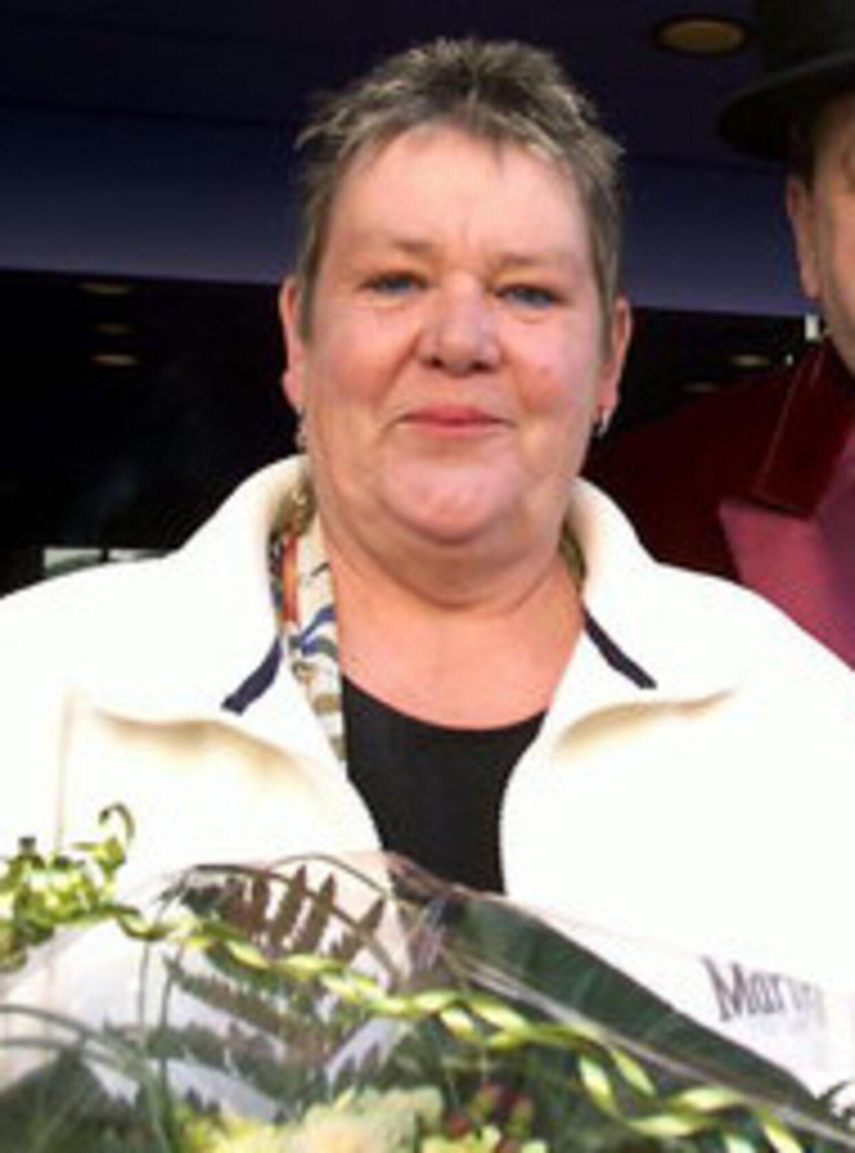 Lone Kellermann døde natten til lørdag. Foto: Bent Midstrup