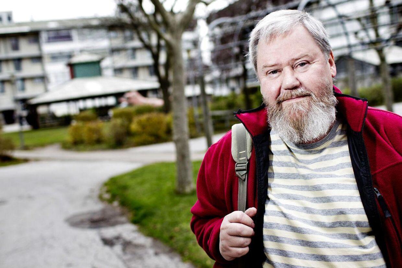 Formand for boligforeningen 3B, Steffen Morrild, vil forsøge at mægle mellem ja- og nej-stemmerne til det årlige julearrangement, når han og direktør Bent Frederiksen i aften holder møde med afdelingsbestyrelsen i Egedalsvænge, Kokkedal.