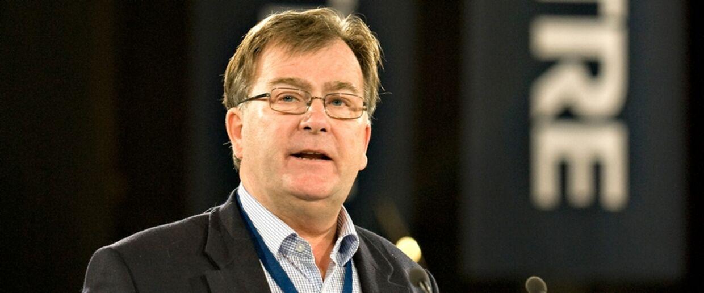 Claus Hjorts mandetur til formel 1 i Belgien blev betalt af Shell.