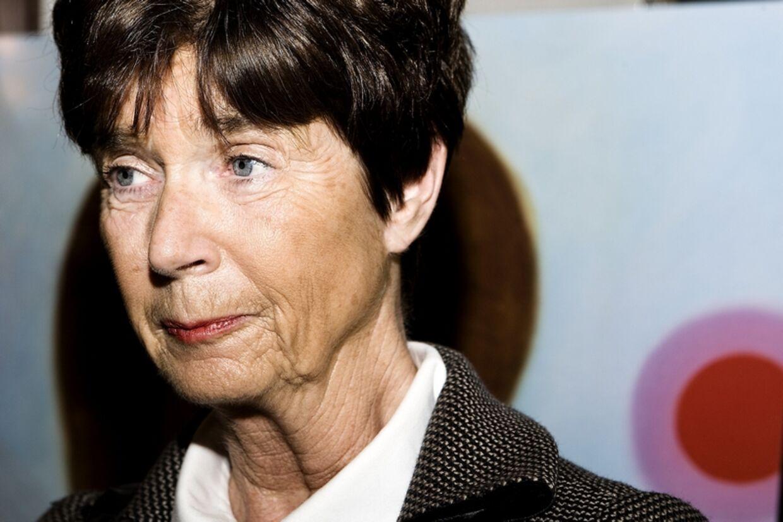 Hanne Bech Hansen - politidirektør og sprogfornyer.