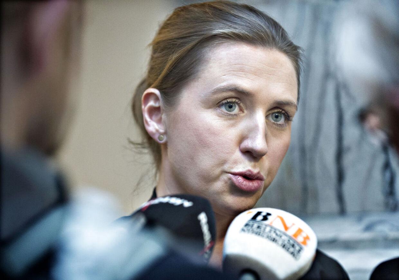 Beskæftigelsesminister Mette Frederiksen. (Arkivfoto)