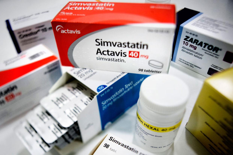 Muskelsmerter fra kolesterolmedicin afholder nogle fra at tage den livsvigtige medicin.