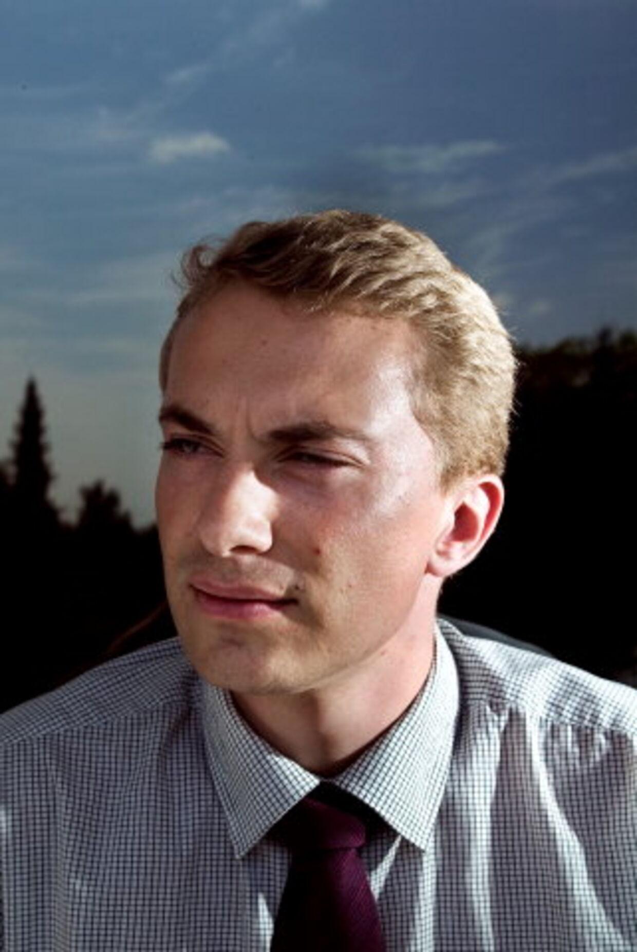 Morten Messerschmidt husker ikke så meget fra aftenen, men mener selv, at han var usmagelig.